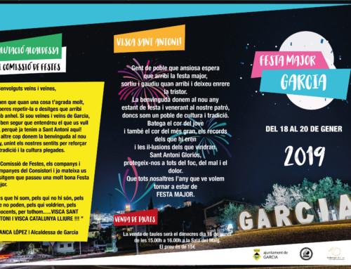 Festa Major Sant Antoni 2019