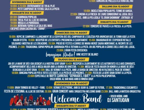 FESTES MAJORS 2019
